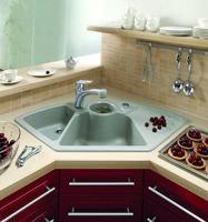Il lavello forme e materiali - Lavelli cucina angolari ...