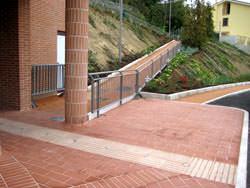 Abbattimento barriere per disabili