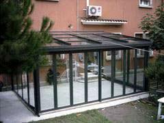 La linea WinterGarden permette di vivere la casa creando un efficace ...