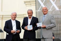 Premiazione XXI Compasso d'Oro Venaria Reale
