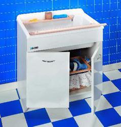 Colavene - Mobile per lavanderia Lindo max 75x50