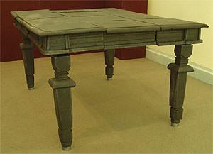 Il tavolo del designer di gregorio