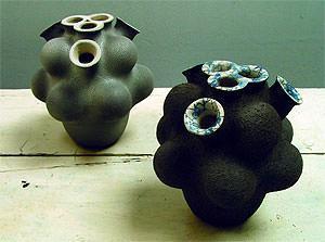Il vaso del designer di gregorio