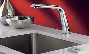 Miscelatore termostatico D.B.S. Digital Bathroom System ambientato