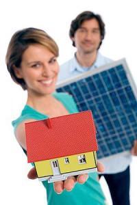 Energia dal sole per la casa