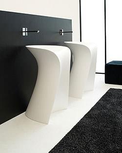 bagno a mosaico - rivestimento bagni moderni - show room bagni - bagno ...