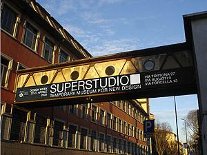 Superstudio Temporary Museum for New Design