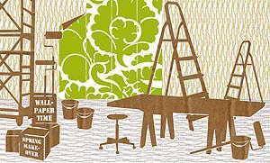 Wallpaper time di Jannelli&Volpi