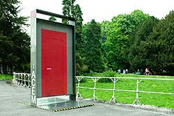 La porta ed il design: Acem totem