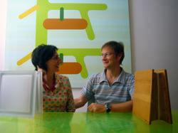 Architettura e trasparenza: Belèn Moneo e Jeff Brock
