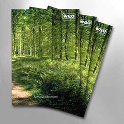 Pompe ad alta efficienza energetica: brochure sostenibilità
