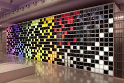 Architettura e trasparenza: Showroom Seves - Milano