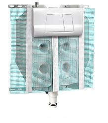 Risparmio idrico in bagno: Pucci Eco