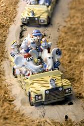 Villerot & Boch: Jeepsafari