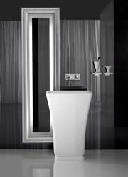 Ceramica Globo: lavabo Relais