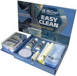 Pulizia e trattamento HI COAT a freddo: Easy-Clean