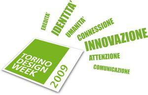 Torino Design Week: titoli del manifesto