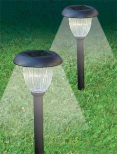 Lampioncini solari: D-Mail
