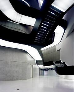Museo MAXXI di Zaha Hadid