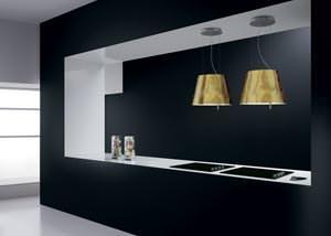 Collezione Farnesina design: cappa gold stream di Elica