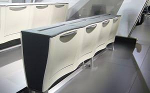 Première, disegnata da Pininfarina e prodotta da Ares line