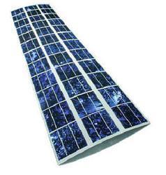 Curvet: pannello fotovoltaico in vetro curvato