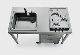 Awesome Cucina Libera Installazione Pictures - harrop.us - harrop.us