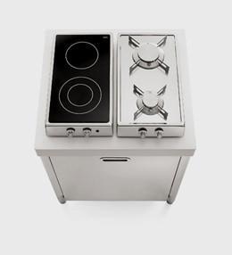 cucine di libera installazione - Cucina A Libera Installazione