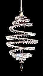 Lampadario Helix di Schonbek con cristalli Swarovski