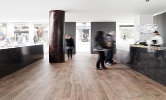 Pavimenti in laminato effetto legno