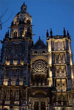 Cattedrale di Evreux