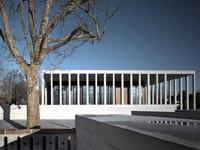 Museo a Marbach am Neckar  ( imagesource: www.davidchipperfield.co.uk )