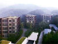 Ninetree village a Huangzou  ( imagesource: www.davidchipperfield.co.uk )
