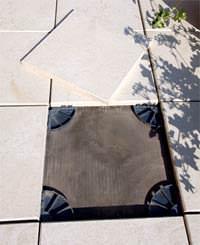 Sistemi di posa a secco per pavimenti - Piastrelle posa a secco ...