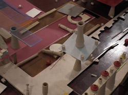 Un'immagine di materiali in gioco
