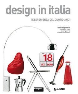 Copertina del libro Design in Italia