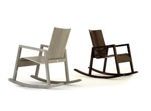 Sedia A Dondolo Rar Eames : Rocking chairs