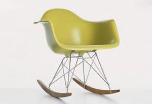 Plastic Rar Chair di Vitra