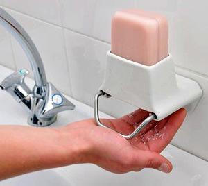 Soap Flakes di Nathalie Stampfli