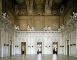 Interni di Palazzo Madama Torino