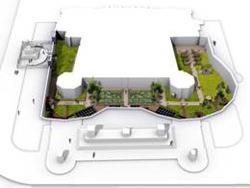Progetto di ricostruzione Aula del Primo Senato