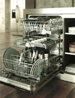 Lavastoviglie molto capienti for Kitchenaid lavastoviglie