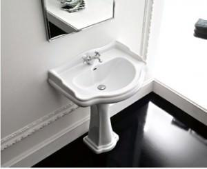 lavabo Retrò di Kerasan