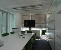 Tende Suncover alla nuova Sede della Regione Lombardia: uno spazio di riunione