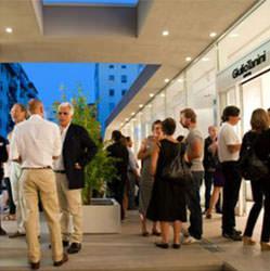 Inaugurazione ampliamento showroom Giulio Tanini