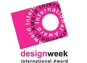Logo Concorso internazionale Design Week