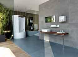 Atmosfere Colacril: bagno completo