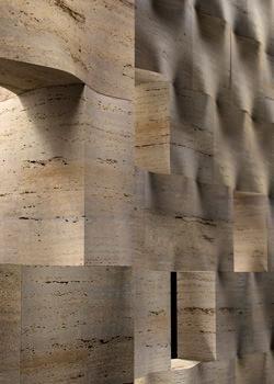 Materia litica di Lithos Design
