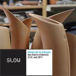 Slow. Design per lo sviluppo