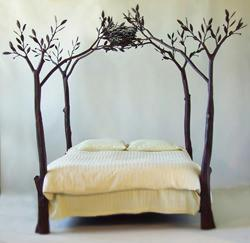 Shawn Lovell, Tree bed